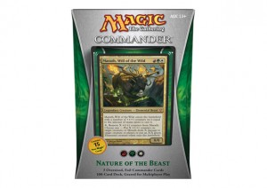 Commander Deck 2013 Nature of the Beast