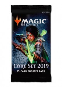 MTG 2019 Core Set Booster (M19))