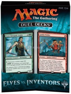 Duel Decks Elves vs Inventors