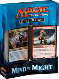 MTG Duel Decks Mind vs Might