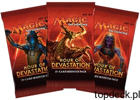 10 boosterów Hour of Devastation