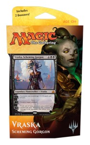 Planeswalker Deck Rivals of Ixalan - Vraska, Scheming Gorgon
