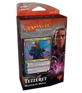 Planeswalker Deck Aether Revolt - Tezzeret, Master of Metal