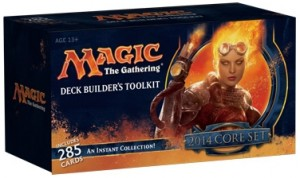 Deck Builder's Toolkit 2014 Core Set (M14)