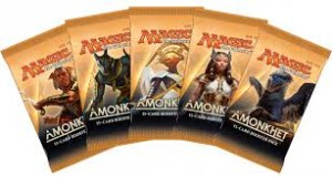 10 boosterów Amonkhet