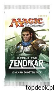 Battle for Zendikar Booster