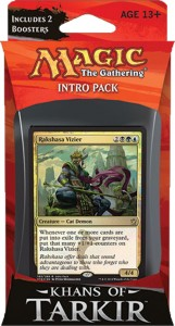 Sultai Schemers - Khans of Tarkir - Intro Pack