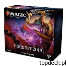 MTG 2019 Core Set Bundle Fat Pack (M19)
