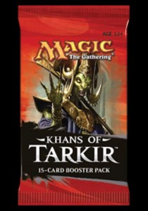 Booster Khans of Tarkir