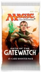 Booster Oath of the Gatewatch
