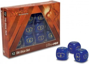 Plane of Amonkhet Loyalty Dice Set