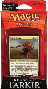 Mardu Raiders - Khans of Tarkir - Intro Pack
