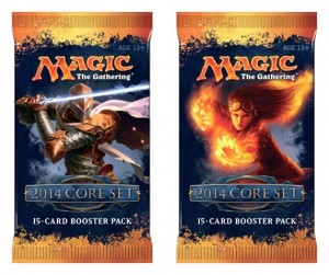 MTG 2014 Core Set Booster (M14)