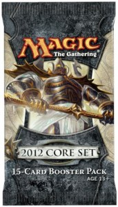 MTG 2012 Core Set Booster